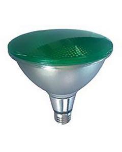 ΛΑΜΠΑ LED SMD PAR 38 IP65 15W E27 ΠΡΑΣΙΝΗ 170-240V 147-84553