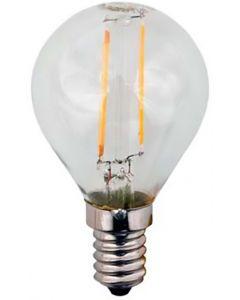 ΛΑΜΠΑ LED ΣΦΑΙΡΙΚΗ FILAMENT 3W E14 2700K 220-240V 147-80920