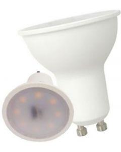 ΛΑΜΠΑ LED SMD GU10 4W 6500K 110° 220-240V 147-84220