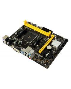 BIOSTAR Μητρική A320MH, 2x DDR4, AM4, USB 3.1, HDMI, mATX, Ver. 6.1 A320MH id: 26964