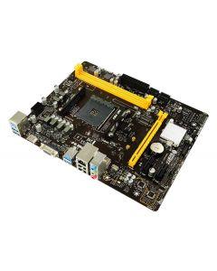 BIOSTAR Μητρική B450MH, 2x DDR4, AM4, USB 3.1, HDMI, mATX, Ver. 6.0 B450MH id: 26965