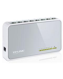 TP-LINK Desktop Switch TL-SF1008D, 8-port 10/100Mbps, Ver. 11 TL-SF1008D id: 5909