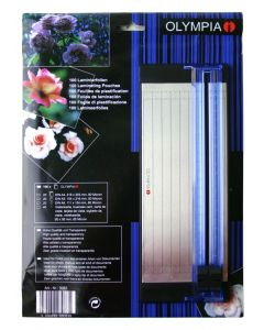Olympia 3083 2 IN 1 Σετ μηχάνημα κοπής φύλλων και φύλλα πλαστικοποίησης 14549-0007
