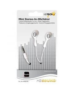 Heitech 09001392 In Ear ακουστικά 19791-0021