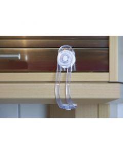 Olympia H&H BS 817 Ασφάλεια γενικής χρήσης για συρτάρια – ντουλάπια – πόρτες 1106106-0022
