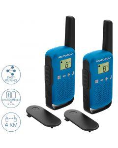 Motorola TALKABOUT T42 Walkie Talkie Μπλε 4 km 14587-0009