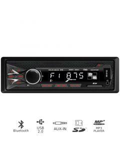 Osio ACO-4515UBT Ηχοσύστημα αυτοκινήτου με Bluetooth, κάρτα SD και Aux-In 112216-0003