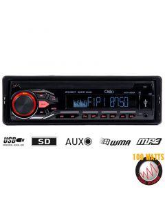 Osio ACO-4369UR Ηχοσύστημα αυτοκινήτου με USB, κάρτα SD και Aux-In 112216-0006
