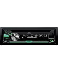 Ράδιο/CD Αυτοκινήτου 1-DIN USB & AUX JVC KD-R571