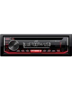 Ράδιο CD με Bluetooth USB/AUX 4x50W JVC KD-R794BT
