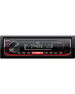 Ράδιο Αυτοκινήτου MP3/AUX/Bluetooth/USB 50 (x4) Watt JVC KD-X352BT