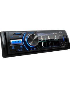 Ράδιο/USB Αυτοκινήτου AUX / Bluetooth 45 (x4) Watt JVC KD-X560BT