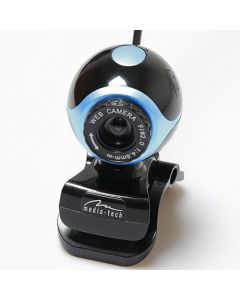 Web Camera για υπολογιστή MEDIATECH LOOK II WEB CAM BUILD-IN MIC MT4047