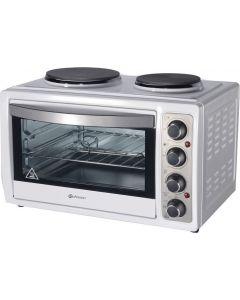Ηλεκτρικό φουρνάκι-κουζινάκι 28lt 3100W Rohnson R-2128