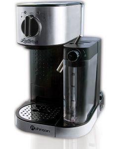 Καφετιέρα Espresso 15bar 1470 Watt Rohnson MOD R-975 Latteria