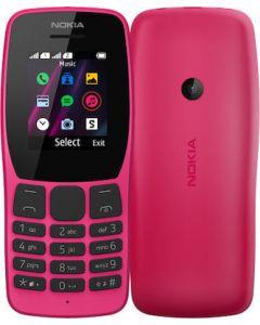 Κινητό Τηλέφωνο Nokia 110 Dual Sim Pink 575111